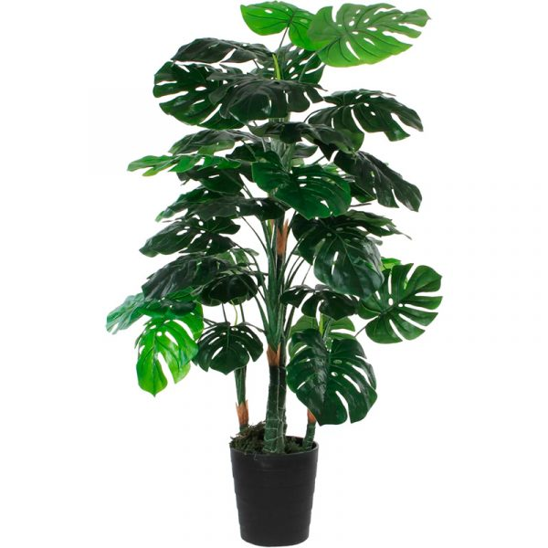 Monstera artificial 140 cm
